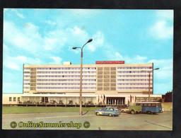 """BRD - AK (DDR-Zeit) -  Halle - """"Hotel Stadt Halle"""" - Halle (Saale)"""