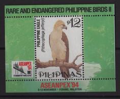 Philippines - BF 83 - Faune - Oiseau - Cote 8.50€ - ** Neuf Sans Charniere - Philippines