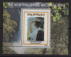 Philippines - BF 92 - Faune - Oiseau - Cote 7.50€ - ** Neuf Sans Charniere - Philippines