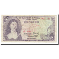 Billet, Colombie, 2 Pesos Oro, 1973, 1973-01-01, KM:413a, TTB - Kolumbien