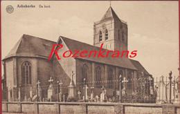 Adinkerke De Panne De Kerk Sint-Audomaruskerk (In Zeer Goede Staat) - De Panne