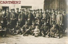 CARTE PHOTO : SOLDAT FERNAND MORISSET 2e REGIMENT BATAILLON DE CHASSEURS CHALON-SUR-SAONE 89 YONNE - Regiments