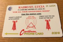 17CSLA Radio St. Lucia - Saint Lucia