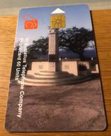 Eutel Monument - Antilles (Netherlands)