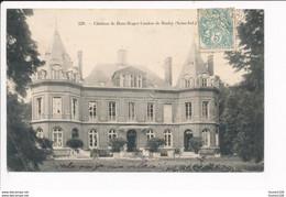 Carte Du Château De Bosc Roger Canton De BUCHY   ( Recto Verso ) - Buchy