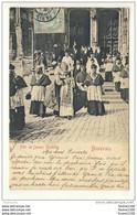 Carte De Beauvais Fête De Jeanne Hachette ( Sainteté Archevêque Peut être ) Sortie De Messe - Beauvais
