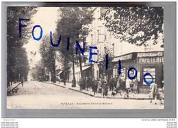 Carte De Puteaux  ( Commerce Papeterie )( Recto Verso ) - Puteaux