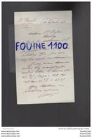 Papiers De Raoult Rue De La Caserne  à CHATEAUROUX  1914  ( 36 Indre  ) - 1900 – 1949