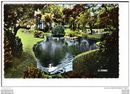 Carte De NANTES  Jardin Des Plantes  ( Cygne ) ( Format C.P.A )( Recto Verso ) - Nantes