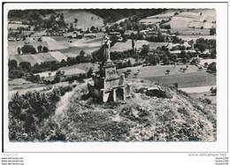 Carte  De SAINT REMY DE CHARGNAT  La Vierge D' Usson  ( Format C.P.A. )   ( Recto Verso ) - Altri Comuni