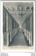 Carte De L' école De Réforme De Saint Hilaire Intérieur D' Un Dortoir   ( Recto Verso ) - Otros Municipios