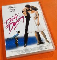 DVD   Dirty Dancing  (1987)   Jennifer Grey, Patrick Swayze, Jerry Orbach - Musicals
