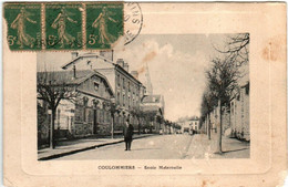 61le 1938 CPA - COULOMMIERS - ECOLE MATERNELLE - Coulommiers
