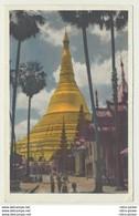 AK  Shwedagon Pagoda Rangoon - Myanmar (Birma)