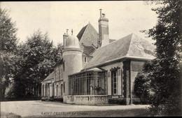 CPA Saint Prest Eure Et Loir, Le Chateau - Autres Communes