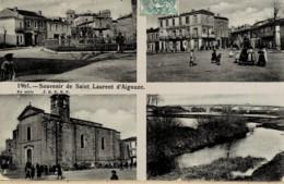 30 : Saint Laurent D' Aigouze - Multivues Saint Laurent D' Aigouze - Other Municipalities