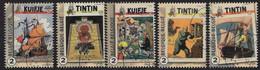 Kuifje 70  Jaar Weekblad - Used Stamps