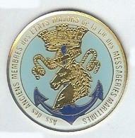 @@ Ancre Marine Nationale Association Des Etats Majors De La Cie.des Messageries Maritimes (3.00) @@ma241 - Militaria