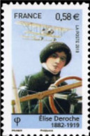 "FR Adhesif YT 485 (4504) "" Elise Deroche "" 2010 Neuf** - Sellos Autoadhesivos"