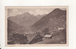 Chatel La Vallee D Abondance Et Le Mont Chauffe - Châtel