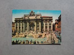 ROMA  -  ROME  -  Fontaine De Trévi  -  Italie - Fontana Di Trevi