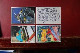 Montmorillon 86500 36 CP 1er Salon Image écrit 2001 0003CP07 - Montmorillon