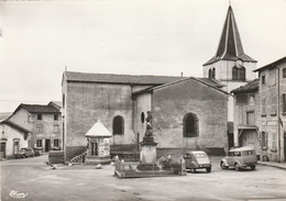 CPSM   SAINT CYR De VALORGES 42  La Place - Sonstige Gemeinden