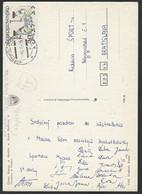 """KB45.AUTOGRAPHS Of The Basketball Team """"SPARTAK"""" (MLAVA). CZECHOSLOVAKIA, 1976. EDITION """"SPORT"""". RARITY - Autógrafos"""