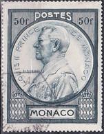 Monaco TUC 1946 YT 285 Oblitéré - Usados
