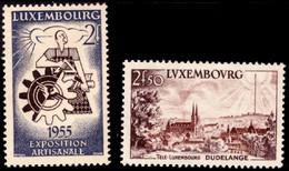 Luxembourg 0494/95** MNH - Nuovi
