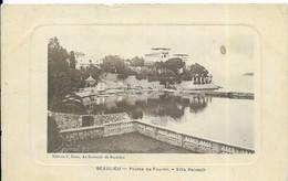 - BEAULIEU SUR MER -  Pointe De Fourmi - Villa Reinach - Beaulieu-sur-Mer