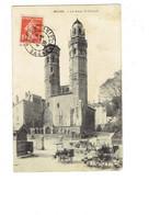 Cpa - 71 - MACON - Le Vieux Saint-Vincent - Marché Urinoir Pissotière Charrette Panier - 1909 - Macon