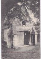 Toqueville   Porche De L'eglise - Pinterville