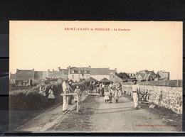 CPA 50 - SAINT VAAST LA HOUGUE  ( Ref SV 178 ) La Corderie - Saint Vaast La Hougue