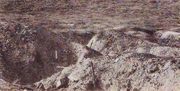 LES  RUINES DE LA GRANDE GUERRE - La Cote 304 - Trou D'obus Au Versant Sud - 1914-18