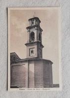 Cartolina Illustrata Cesena - Chiesa Dei Servi - Campanile, Non Viaggiata - Cesena
