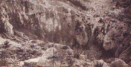 LES  RUINES DE LA GRANDE GUERRE - Vauquois - Entonnoir Sur Le Plateau - 1914-18