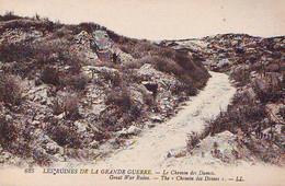 LES  RUINES DE LA GRANDE GUERRE - Le Chemin Des Dames - 1914-18