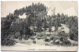 ANCIEN CHÂTEAU FORT - VIGNORY - Vignory