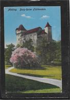 AK 0596  Mödling - Burgruine Lichtenstein / Verlag Schönberger Um 1920 - Mödling
