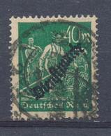 Duitse Rijk/German Empire/Empire Allemand/Deutsche Reich 1923 Mi: DM 77 Yt: TS 50 (Gebr/used/obl/o)(4142) - Officials