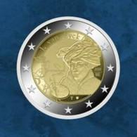 Belgie 2020  2 Euro Commemo Jan Van Eyck   UIT DE COINCARD   LEVERBAAR - LIVRABLE  !! - Belgium