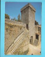 12-----LA COUVERTOIRADE--l'escalier Desservant La Tour D'entrée Et Les Remparts--voir 2 Scans - Autres Communes