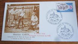 1831    TOUR DE FRACE      M   GARIN     59 FONTAINE AU PIRE - Sin Clasificación