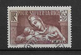 Frankreich 1937 Mi.Nr. 361 Gestempelt - Gebraucht
