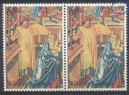 D - [59041]SUP//**/Mnh-c:5e-N° 1932-v, 6F Tapisserie, Tache Dans La Dentelure, En Paire - Errors (Catalogue COB)