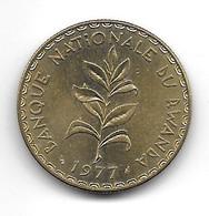 Rwanda, 50 Francs 1977 (1034) - Rwanda