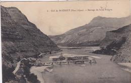 05 ILE De ROUSSET Barrage De Serre Ponçon - Otros Municipios