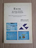 # GUIDA AL FOGLIO ELETTRONICO  EXCEL SISTEMI MS-DOS APPLE MACINTOSH - Informatica