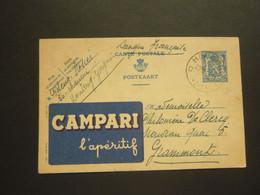 Stempel ( 426 )  Afstempeling  Postwaardestuk   Entier Postal    Publibel - Publibels